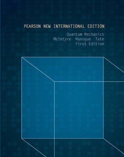 9781292020839: Quantum Mechanics: Pearson New International Edition