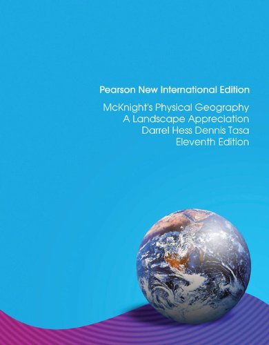 9781292020914: McKnight's Physical Geography: Pearson New International Edition: A Landscape Appreciation