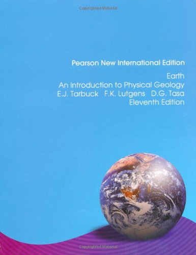 9781292020945: Earth: Pearson New International Edition: An Introduction to Physical Geology