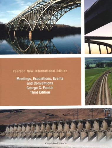 9781292020976: Meetings, Expositions, Events & Conventions: Pearson New International Edition: An Introduction to the Industry