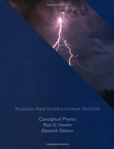 9781292020983: Conceptual Physics: Pearson New International Edition