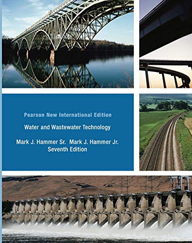 9781292021041: Water and Wastewater Technology: Pearson New International Edition