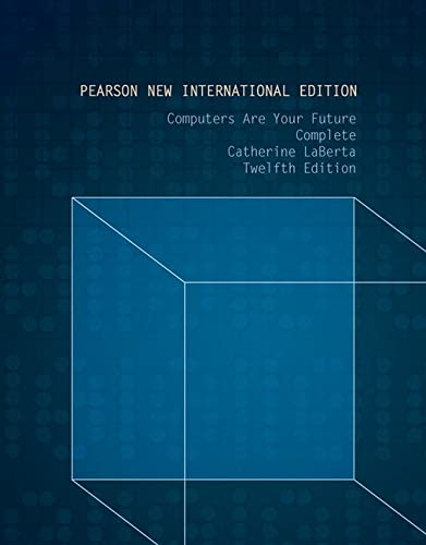 9781292021058: Computers Are Your Future Complete: Pearson New International Edition