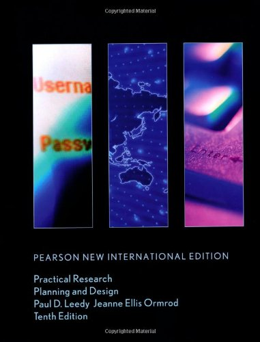 9781292021171: Practical Research: Pearson New International Edition: Planning and Design