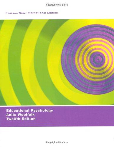 9781292021294: Educational Psychology