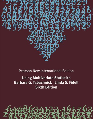 9781292021317: Using Multivariate Statistics: Pearson New International Edition
