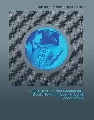 9781292021393: International Financial Management