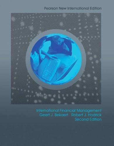 9781292021393: International Financial Management: Pearson New International Edition