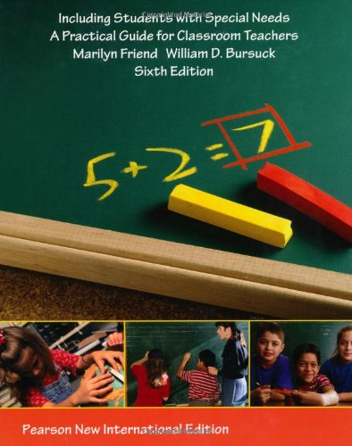 9781292021416: Including Students with Special Needs: A Practical Guide for Classroom Teachers