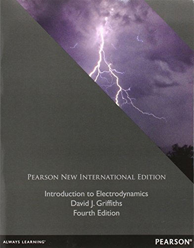 9781292021423: Introduction to Electrodynamics: Pearson New International Edition