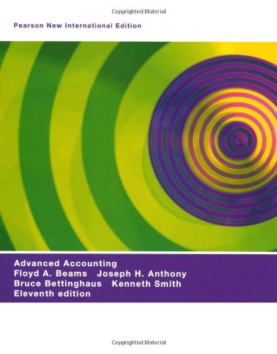 9781292021959: Advanced Accounting: Pearson New International Edition