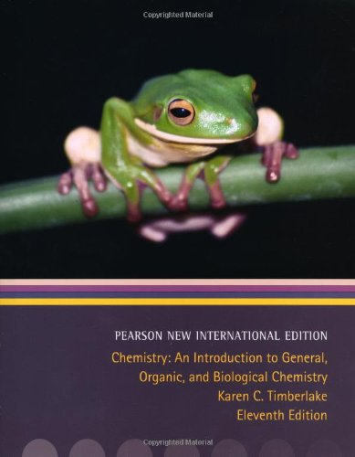 9781292022154: Chemistry: An Introduction to General, Organic, and Biological Chemistry