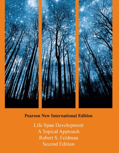 9781292022161: Life Span Development: Pearson New International Edition: A Topical Approach