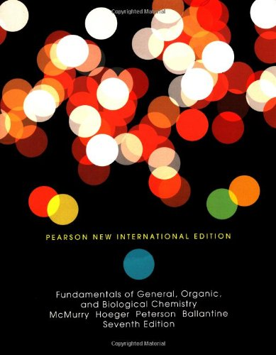 9781292022239: Fundamentals of General, Organic, and Biological Chemistry