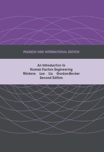 9781292022314: Introduction to Human Factors Engineering