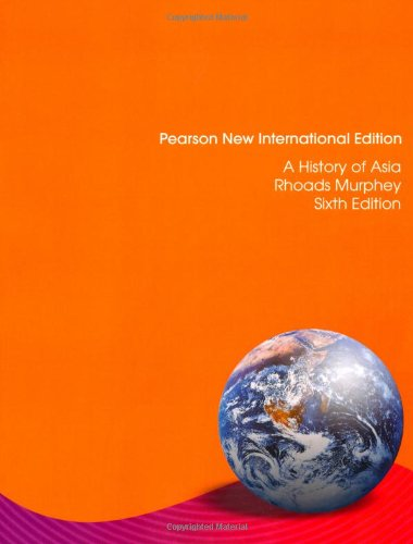 9781292022369: History of Asia, A: Pearson New International Edition