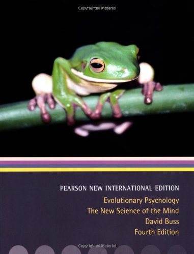9781292022406: Evolutionary Psychology: New International Edition, 4e