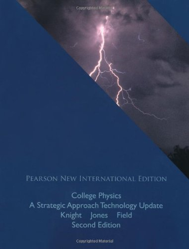 9781292022420: College Physics: A Strategic Approach Technology Update