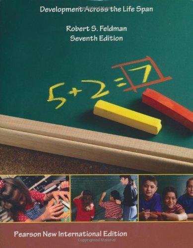 9781292022598: Development Across the Life Span Pearson New International Edition