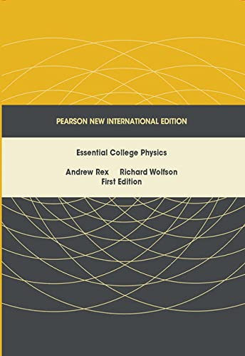 9781292022642: Essential College Physics: Pearson New International Edition