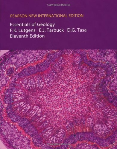 9781292022758: Essentials of Geology