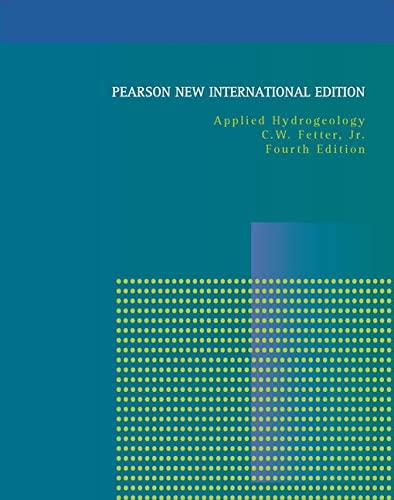 9781292022901: Applied Hydrogeology