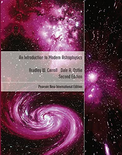 9781292022932: Introduction to Modern Astrophysics Pearson New International Edition