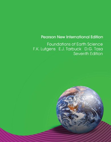 9781292022994: Foundations of Earth Science: Pearson New International Edition
