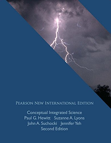 9781292023083: Conceptual Integrated Science: Pearson New International Edition