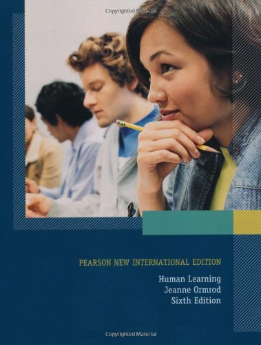 9781292023144: Human Learning