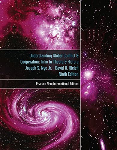 9781292023182: Understanding Global Conflict and Cooperation: An Introduction to Theory and History