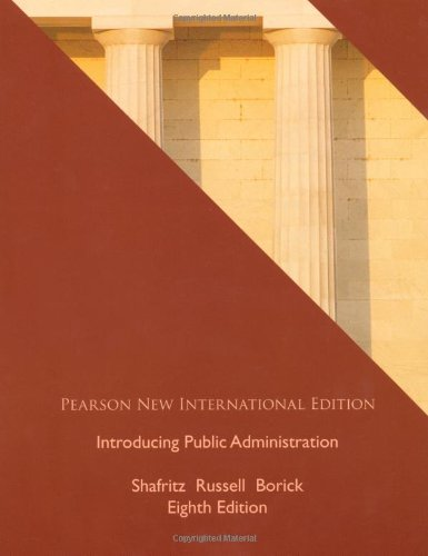 9781292023229: Introducing Public Administration