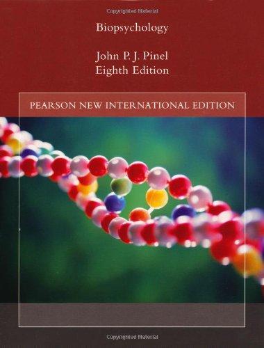 9781292023250: Biopsychology