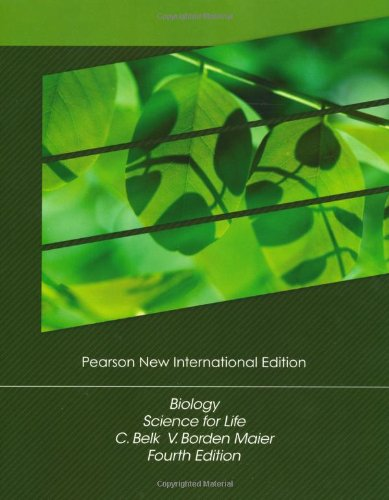 9781292023274: Biology: Science for Life with Physiology