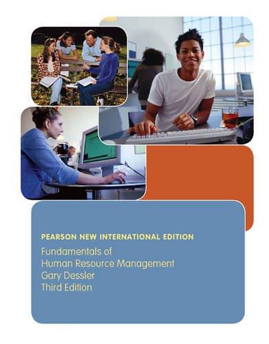9781292023700: Fundamentals of Human Resource Management