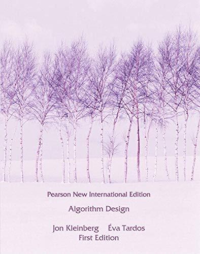 9781292023946: Algorithm Design