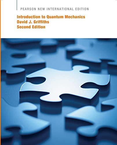 9781292024080: Introduction to Quantum Mechanics: Pearson New International Edition