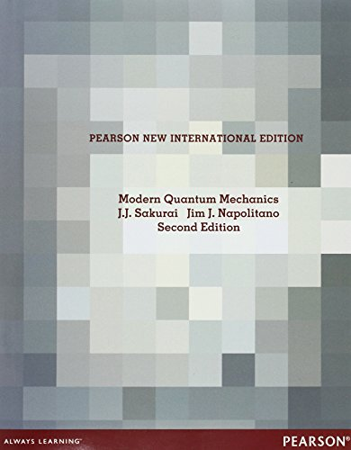 9781292024103: Modern Quantum Mechanics: Pearson New International Edition