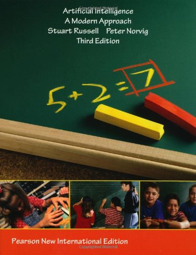 9781292024202: Artificial Intelligence: Pearson New International Edition:A Modern Approach