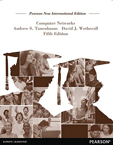9781292024226: Computer Networks: Pearson New International Edition