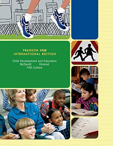 9781292024912: Child Development and Education: Pearson New International Edition