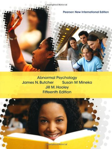 9781292024974: Abnormal Psychology: Pearson New International Edition