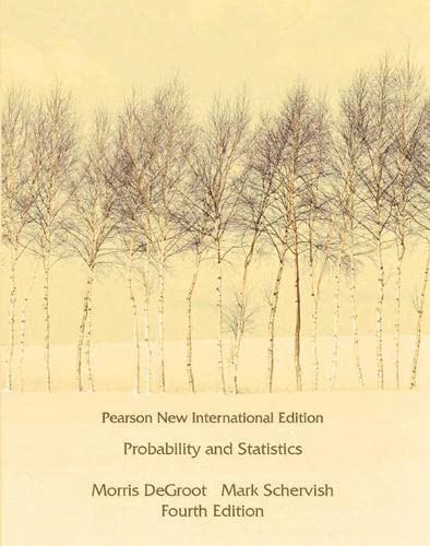 9781292025049: Probability and Statistics: Pearson New International Edition