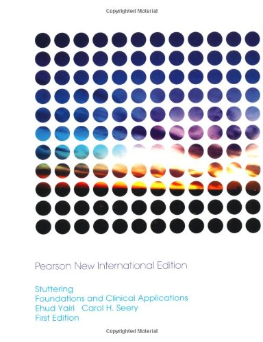 9781292025261: Stuttering: Foundations and Clinical Applications