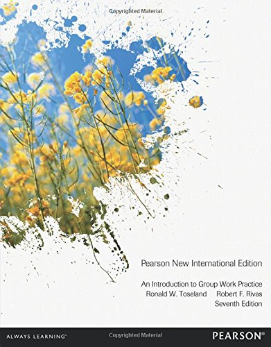 9781292025308: An Introduction to Group Work Practice