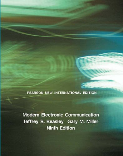 9781292025476: Modern Electronic Communication