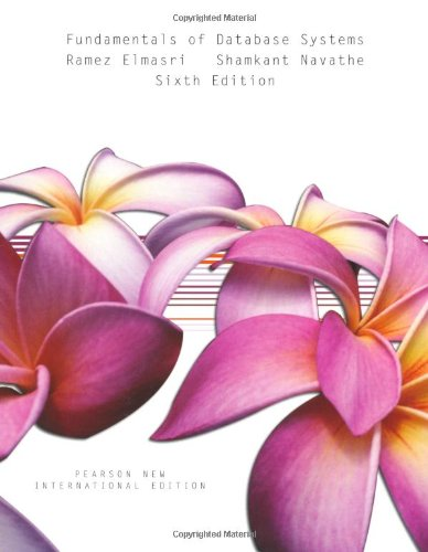 9781292025605: Fundamentals of database systems (Pearson new international edition)