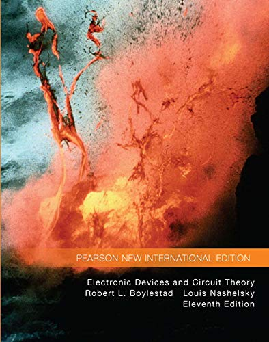 9781292025636: Electronic Devices and Circuit Theory: Pearson New International Edition