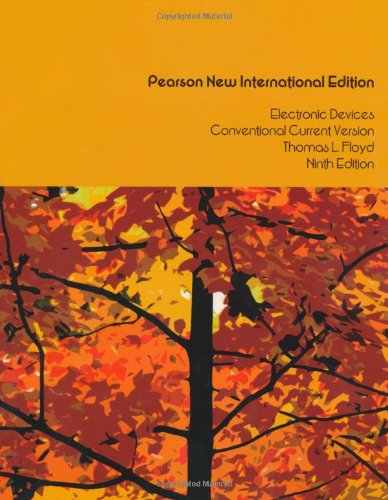 9781292025643: Electronic Devices (Conventional Current Version): Pearson New International Edition