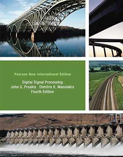 9781292025735: Digital Signal Processing: Pearson New International Edition
